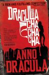 Dracula Cha Cha Cha - proof cover