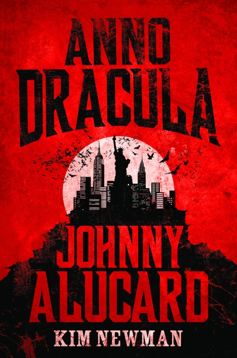 Johnny Alucard — out in paperback.