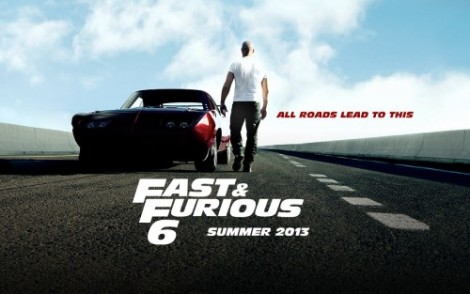 The Fast & The Furious 6 – notes