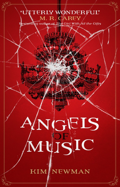 Angels of Music – Cover reveal of new novel.