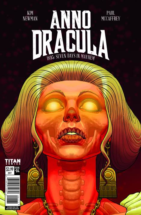 Anno Dracula 1895 Seven Days in Mayhem #4 – out June21