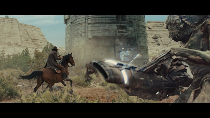 Film review – Cowboys and Aliens (2011) | The Kim Newman ...  Cowboys And Aliens Alien Ship