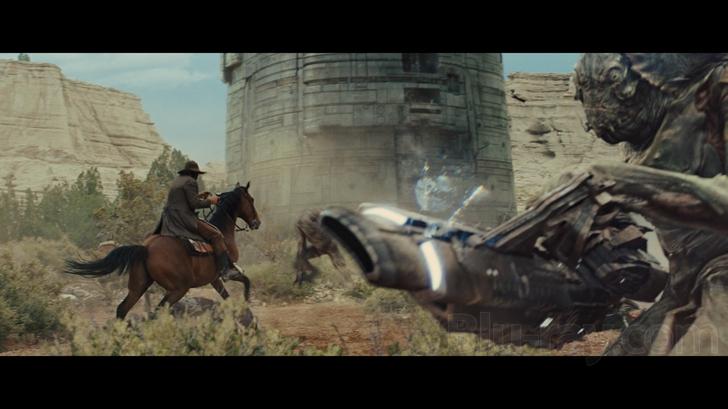 cowboy und aliens