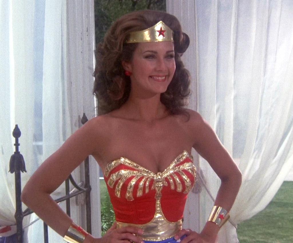 Wonder woman costume headband-1024