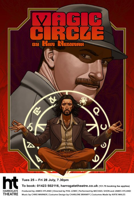 Magic Circle – New Poster